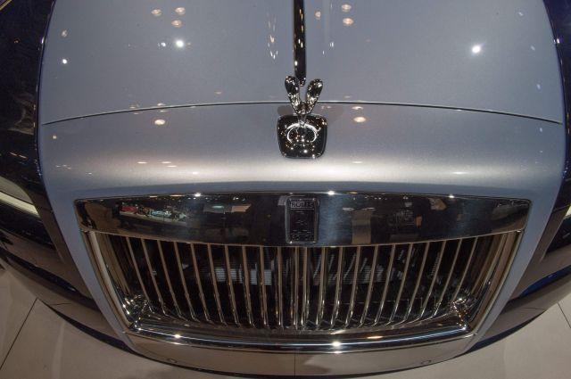 Rolls-Royce объявила об отзыве одного автомобиля