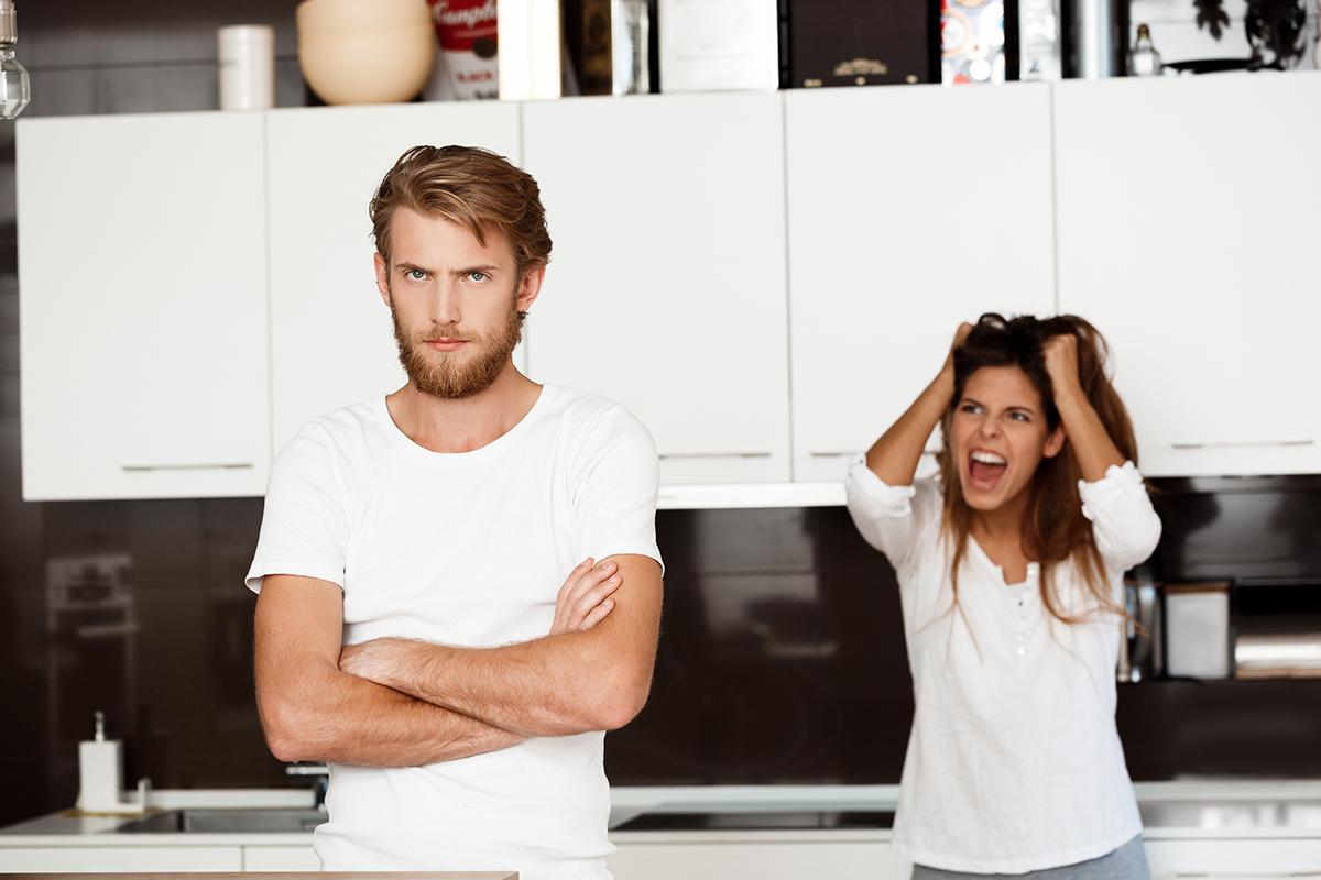 Как не уничтожить отношения из-за семейного быта