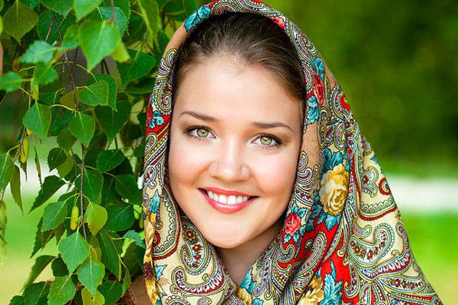 русские женщины смотреть