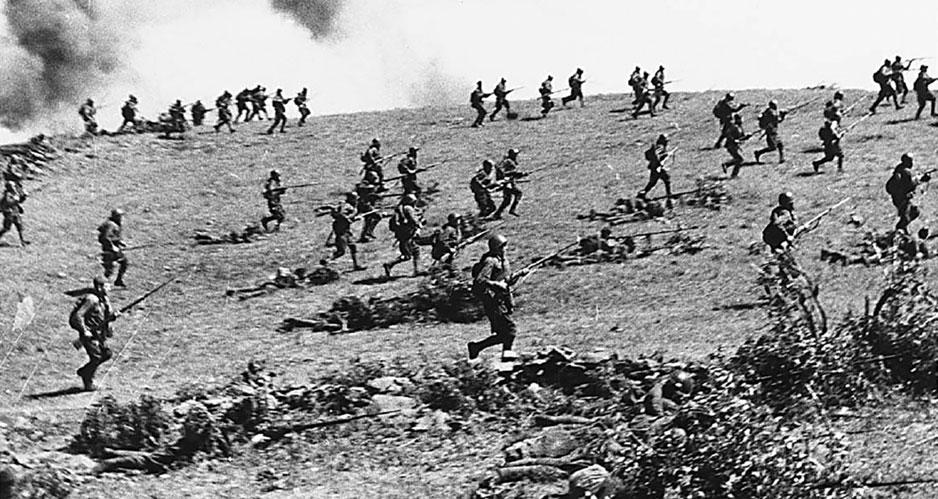Цена Курской битвы .