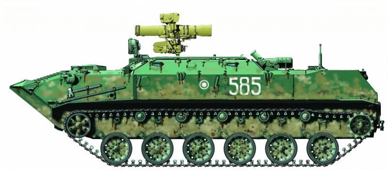Танковый паноптикум: танки-ракетоносцы оружие,танки