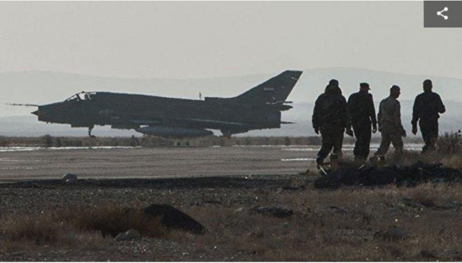 Сирийские военные спасли сби…