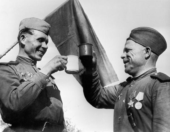 1945 год: как встречали Победу