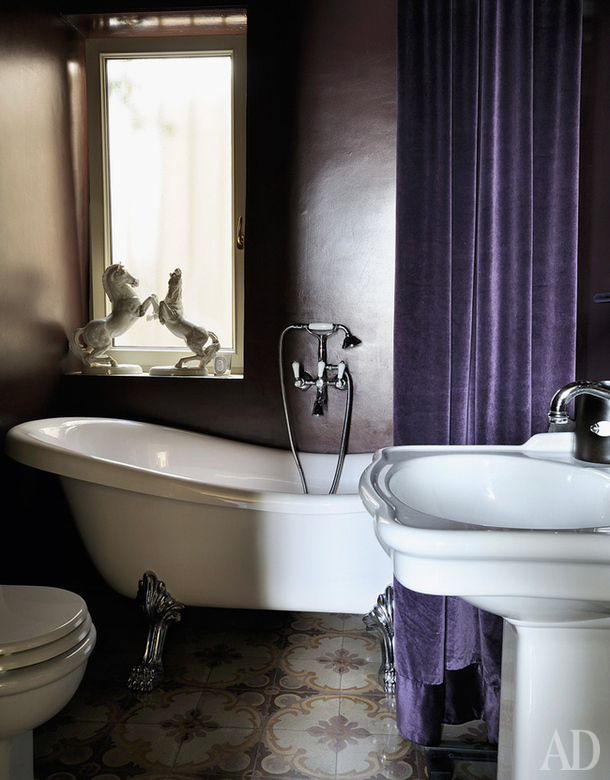 Как оформить ванную: 25 самых оригинальных идей