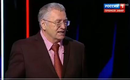 """""""Чтобы спокойно спали, несколько последних ночей"""": Жириновский только намекнул, в какие страны поедут танки России"""