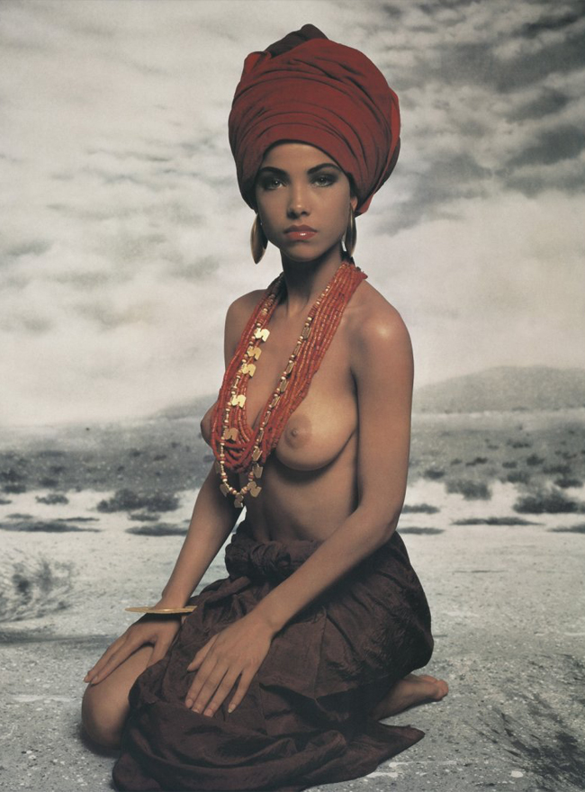 Азбука красоты: 50 лет знаменитому календарю Pirelli девушки