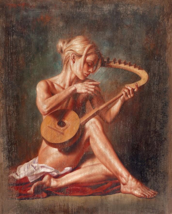Сила и красота человеческого тела в работах Tomasz Rut