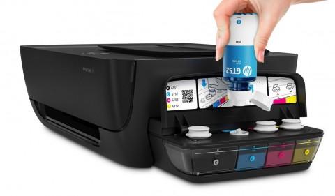 Конец дорогим картриджам: HP разрабатывает новую стратегию заработка на принтерах картриджи,печать,технологии