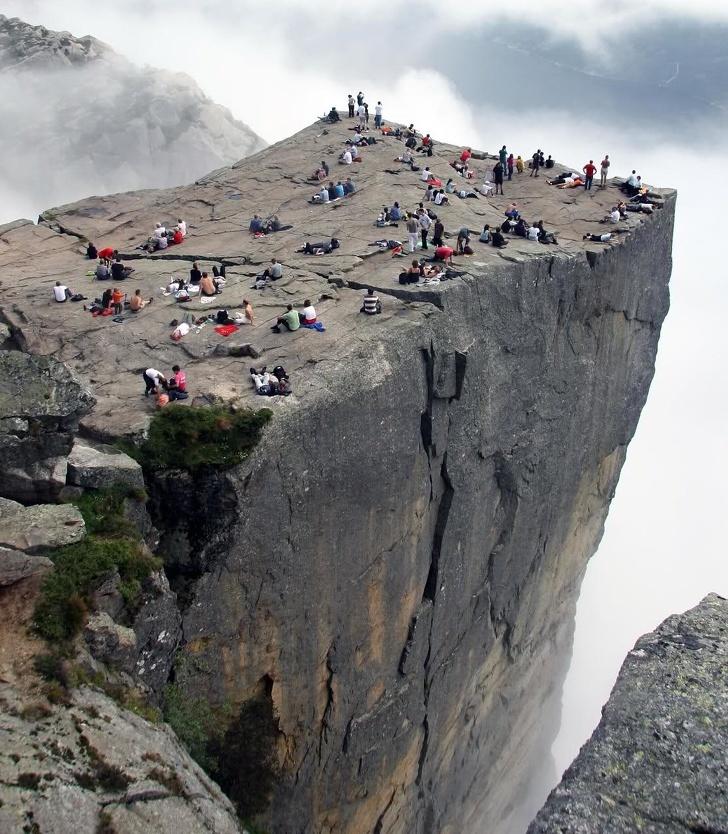 Фото быта и культуры Норвегии, после которых поездка туда станет жизненно необходимой