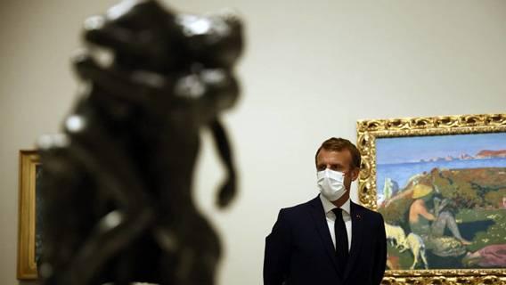 В Париже открылась выставка «Коллекция Морозовых». Эмманюэль Макрон поблагодарил Владимира Путина
