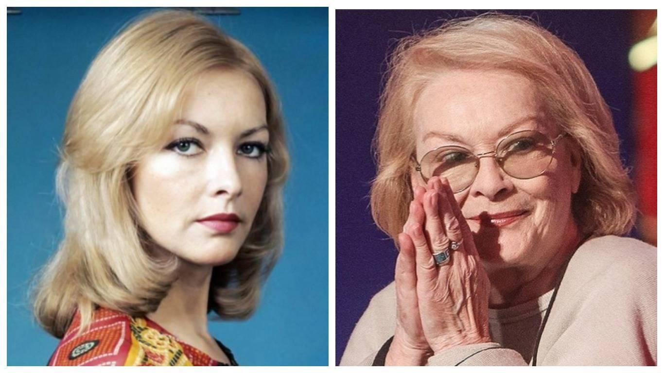Как изменились со временем 12 советских актрис актриса,звезда,красота,наши звезды,фильм,фото,шоубиz,шоубиз