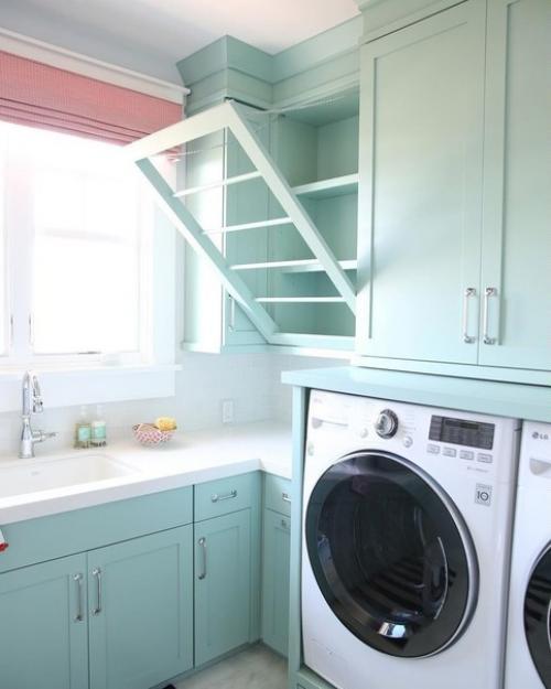 Постирочная. Хотели бы иметь у себя такую комнатку? идеи для дома,интерьер и дизайн