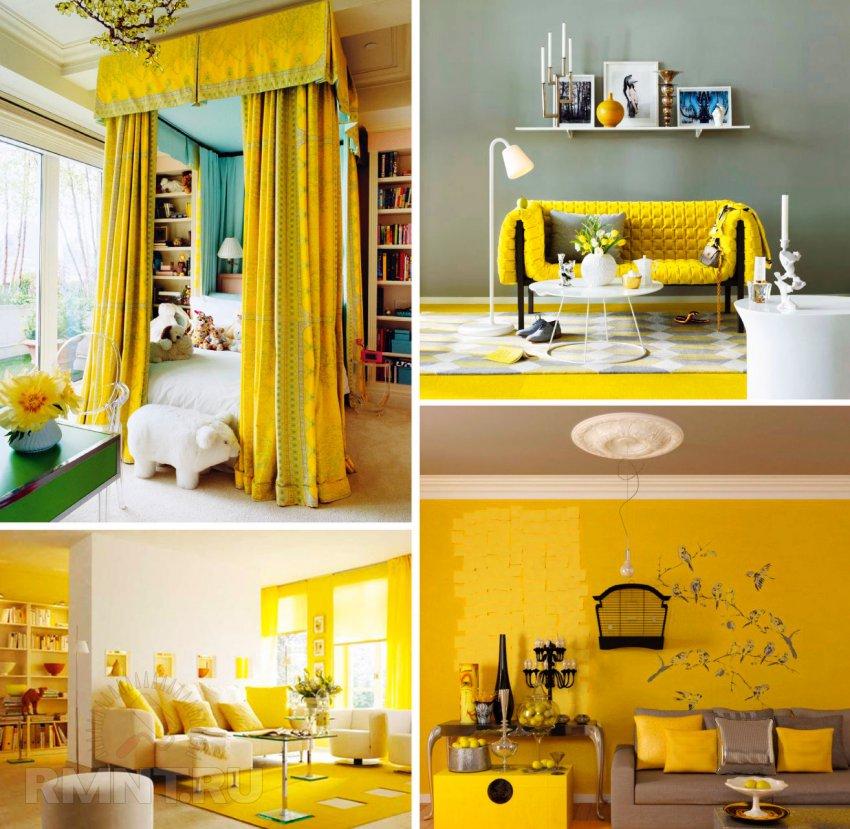 Картинки которые сочетаются с желтым