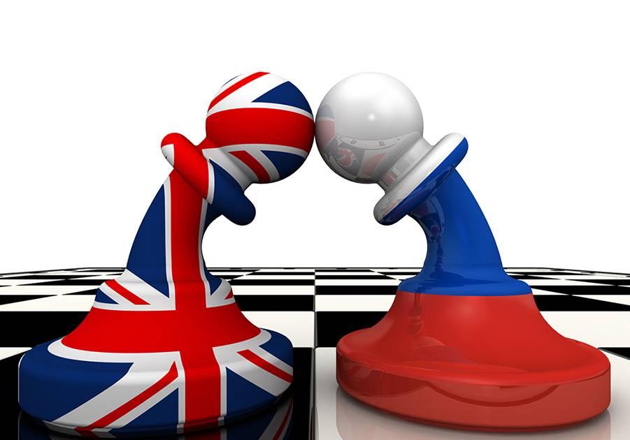 Великобритания: цель провокации - ЧМ-2018