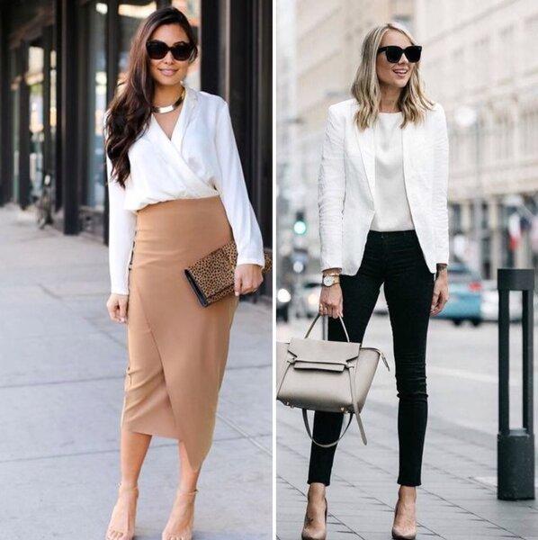 Добавляем образу элегантности и шика - 6 простых способов мода,модные советы,образ,Стиль
