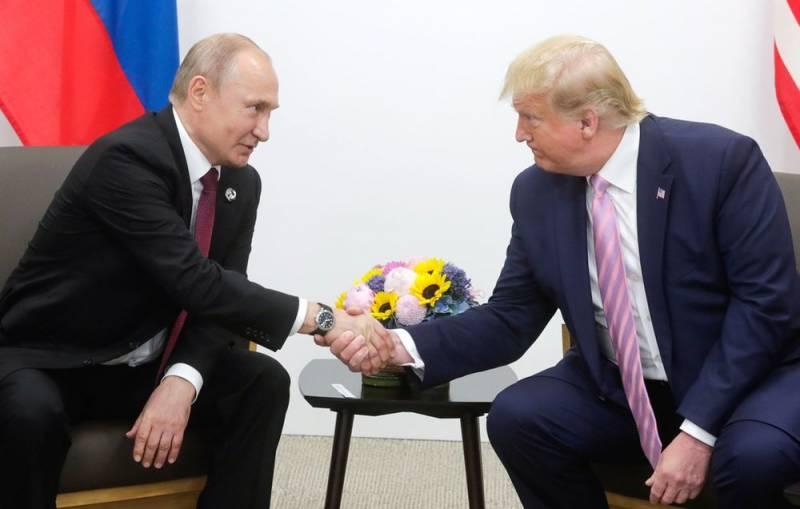 Четыре года президентства Трампа: Путин постарел и устал от «американских горок»