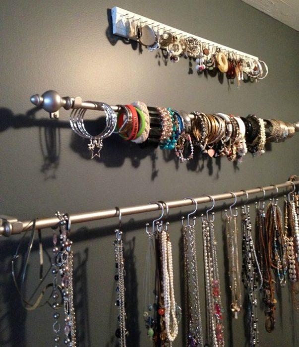 12 - Comment ranger ses colliers ...