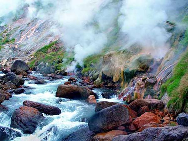 Долина Гейзеров Камчатка, Дальний восток история, ссср, факты