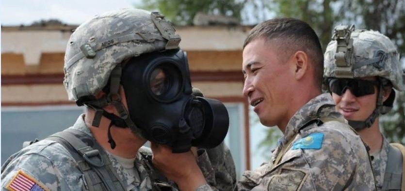 США будут создавать новую «анти-Россию» в Казахстане по украинским лекалам? геополитика