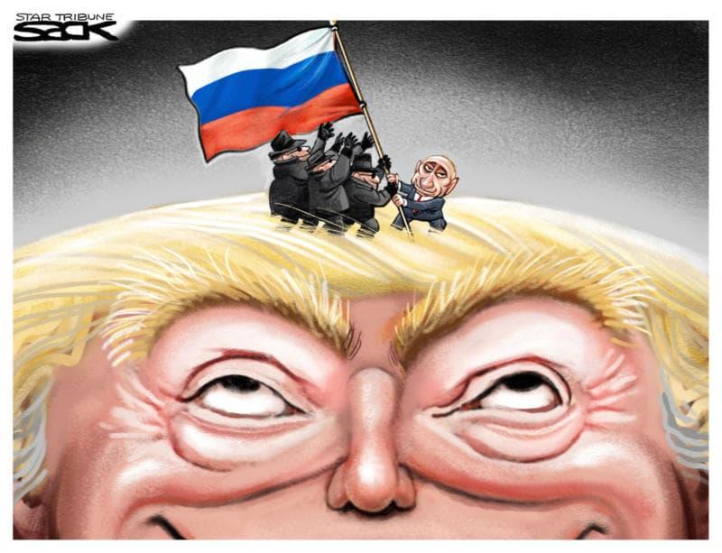 Трамп и план Путина
