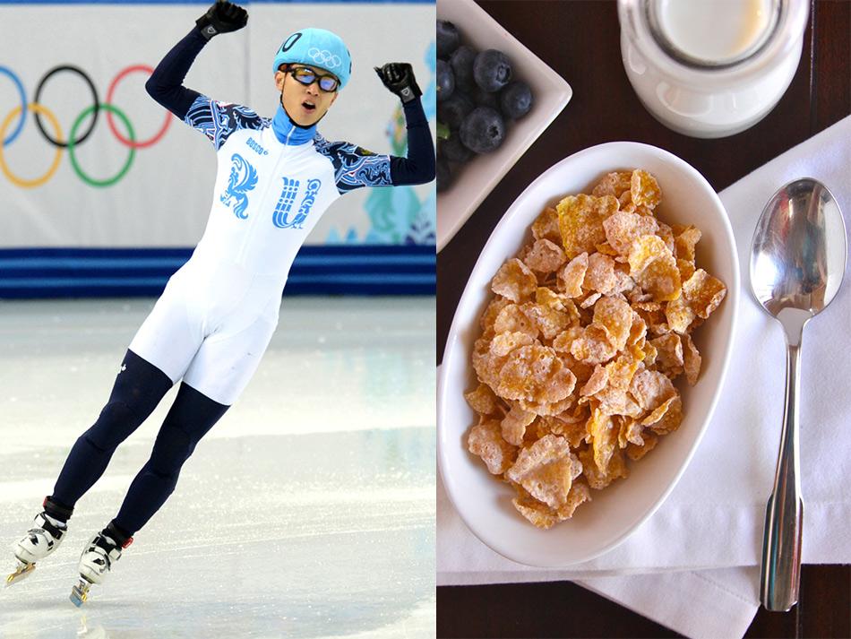 Подробности олимпийских диет