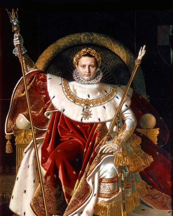 Наполеон – зверь не меньше Гитлера