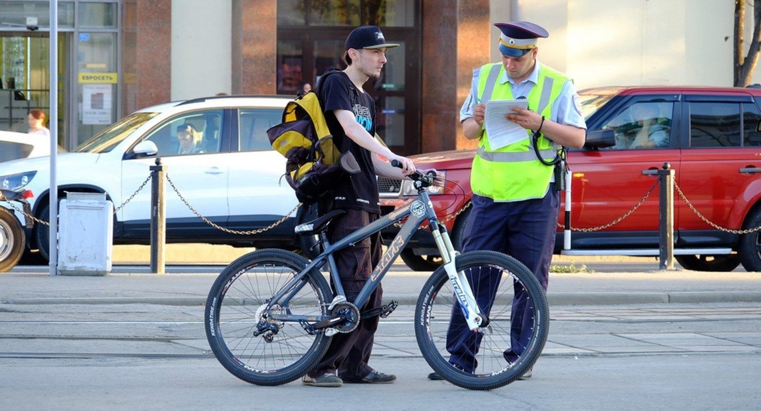 Можно ли велосипедистам ездить по дорогам и за что их могут оштрафовать Автомобили