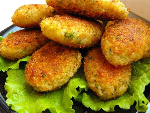 5 вкуснейших рецептов вегетарианских котлет!