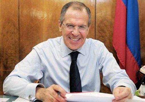 Министр Сергей Лавров отмечает свой 68-й день рождения