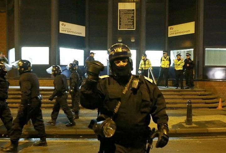 В Лондоне задержали подозреваемого в подготовке теракта