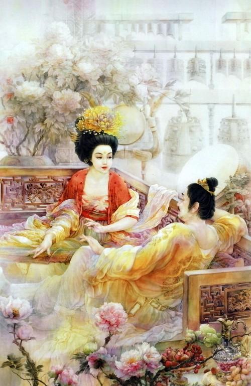 художник Ji Shuwen-10