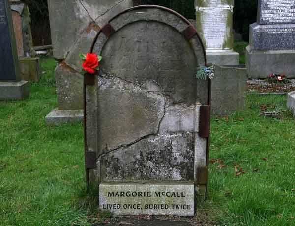 Истории воскрешения из мёртвых