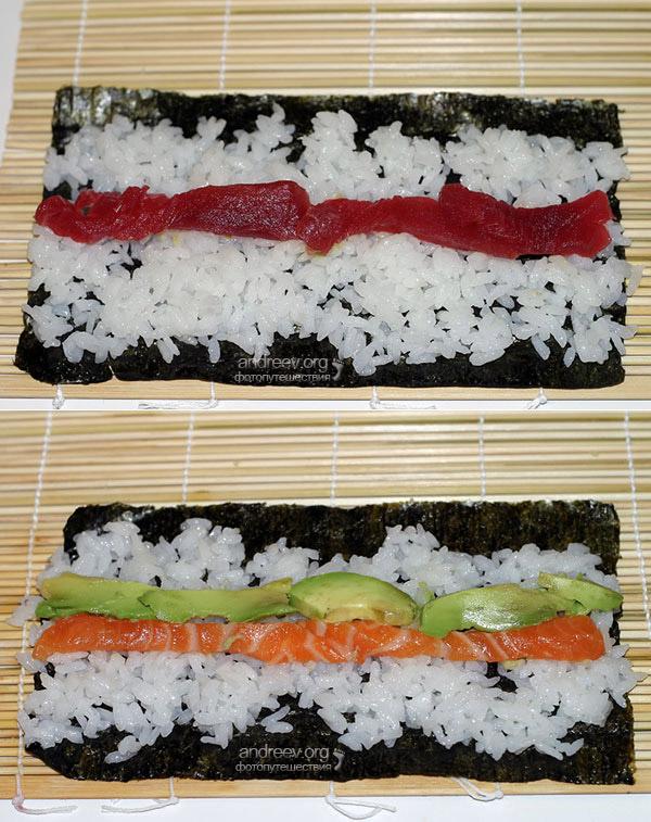 как приготовить суши дома рецепт с фото спорт решил разобраться