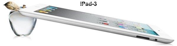 IPad III - встречаем в марте!