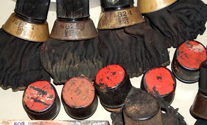 Граната из тряпки: оружие британского спецназа