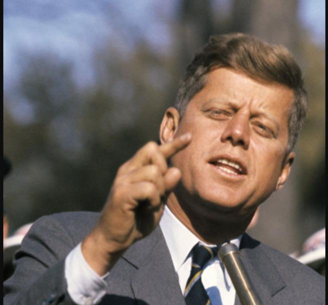 Казалось бы, при чем тут Кеннеди, или Как Британия спалилась по вине США