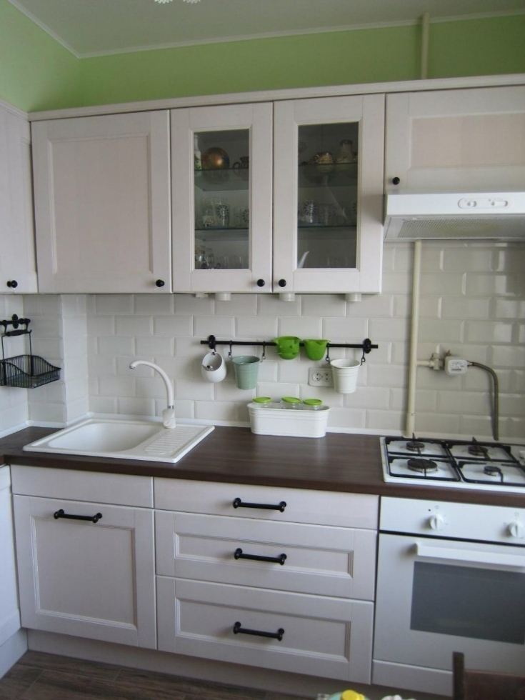 Кухня 6.9 м2