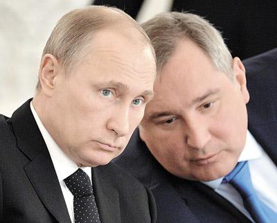 Российский космос обрел надежное плечо
