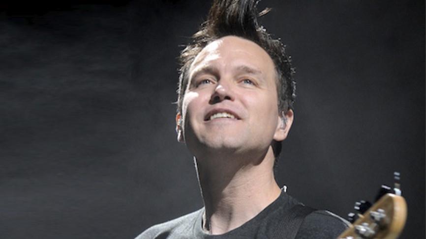 Вокалист рок-группы Blink-182 Марк Хоппус победил рак Общество