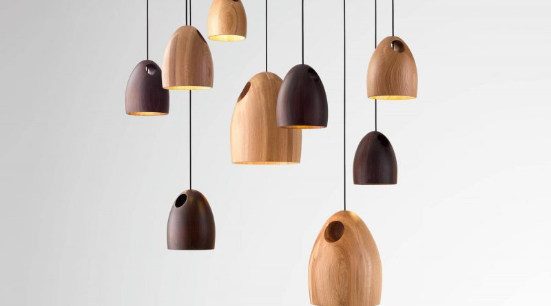 Светильники из дерева. как сделать квартиру уютнее?