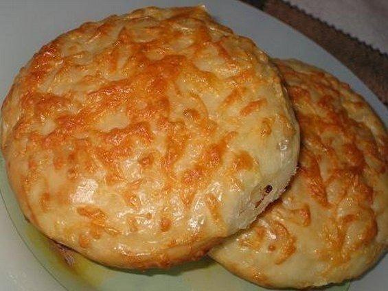 Классные сырные булочки: будете готовить, и не раз