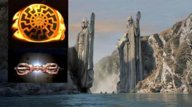 Цивилизации, которые правили до потопа атлантида