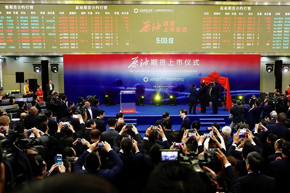Crimsonаlter: Убить нефтедоллар. Китайская мечта вот-вот сбудется