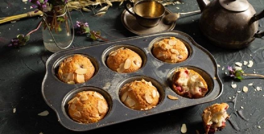 Клубничные маффины: простой и быстрый десерт