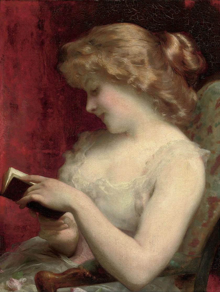 Французский художник Этьен Адольф Пиот 1850-1910 и его работы