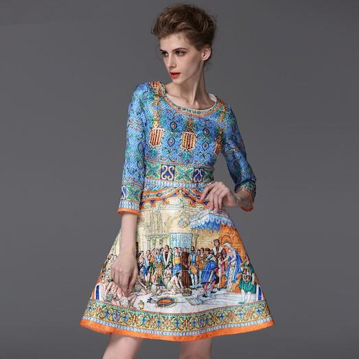 Какие летние платья будут мо…