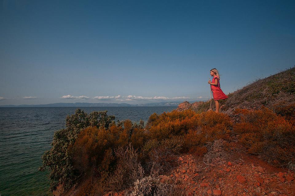 Избежавшие кораблекрушения. 9 дней по волнам Эгейского моря