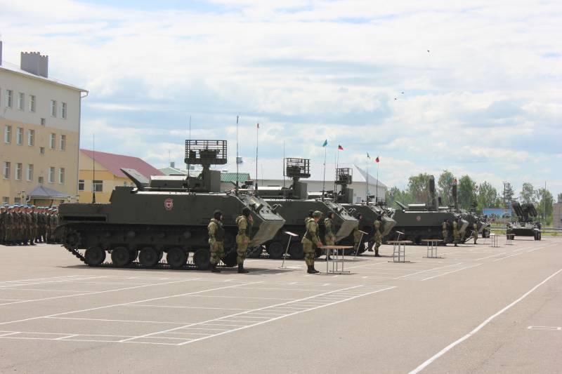 ВДВ становятся сильнее. Модули разведки и управления МРУ-Д и МП-Д идут в войска