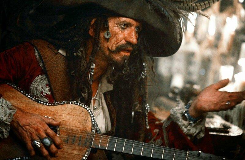 Любопытные факты о пиратах