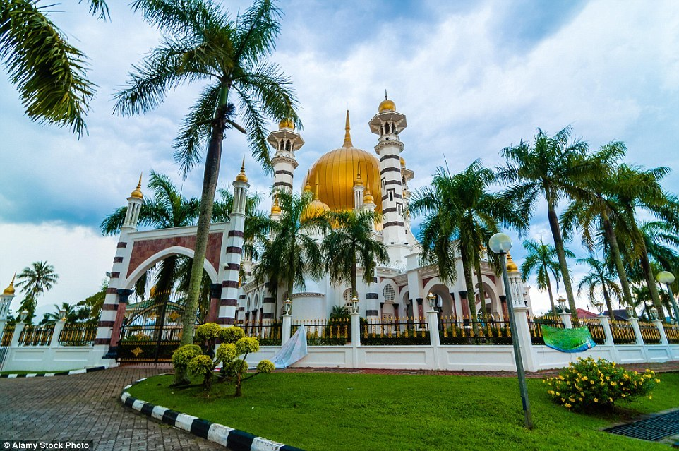 Невероятные купола мечетей всего мира